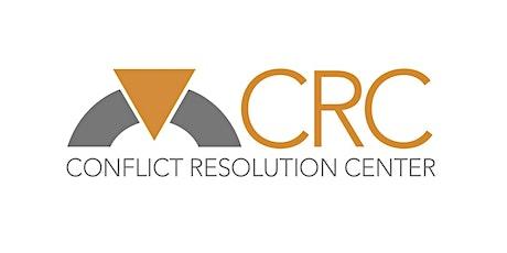 CRC Mediator Debrief tickets