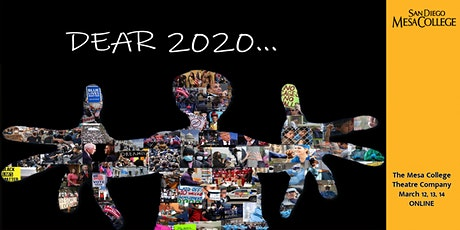 Dear 2020....A Devised Performance Project tickets