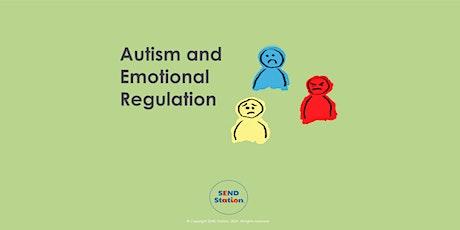 Autism - Understanding Emotional Regulation tickets
