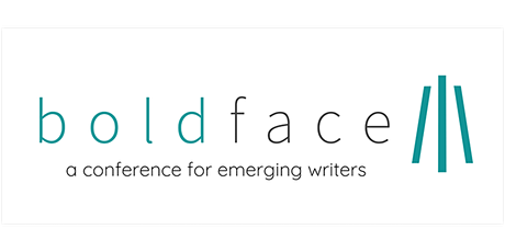 2021 Boldface Writers' Conference tickets