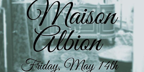 Night at the Maison Albion tickets