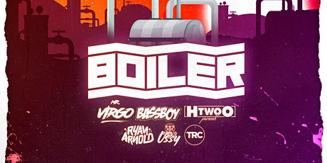 Boiler: Bank Holiday Bassline Rave tickets