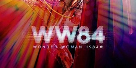 NSW Youth Week 2021: Wonder Woman 1984 Movie Screening tickets