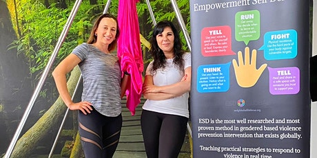 ESD and Anti-Gravity Yoga Therapy Workshop tickets