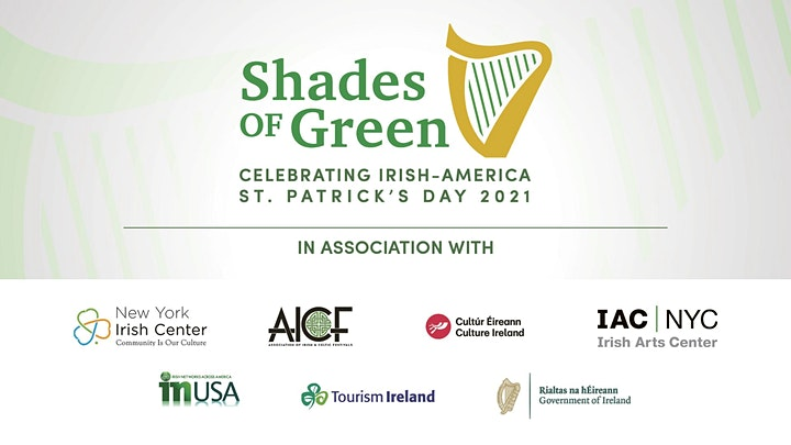 Shades of Green – St Patrick's Day Celebration of Irish-America image