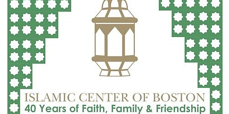 ICB Friday Prayer for March 19 tickets