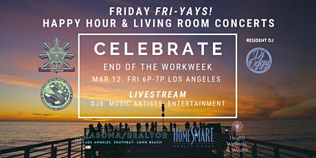 Happy Hour Fridays & Living Room Concerts tickets