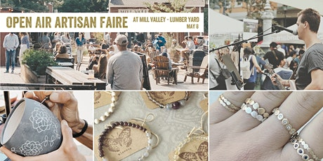 Open Air Artisan Faire | Makers Market - Mill Valley tickets
