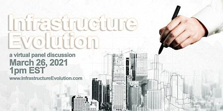 Infrastructure Evolution tickets