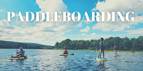 Paddleboarding with Miss Mel Yoga tickets