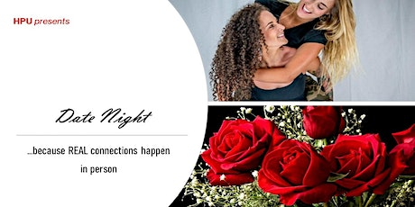 *** SINGLES *** DATE NIGHT (Age 40 - 55, LGBTQ Female)| Bye Dating Apps!!! tickets