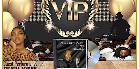 Oran Juice Jones New CD Release Party tickets