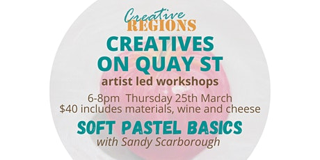Soft Pastel Basics Workshop tickets