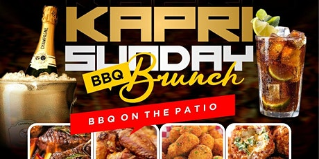 KAPRI SUNDAY BRUNCH CASHAPP $kapriultra tickets