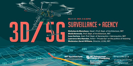 3D/5G: Surveillance and Agency tickets