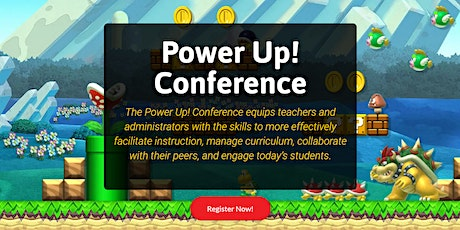 The 2021 Power Up Conference tickets