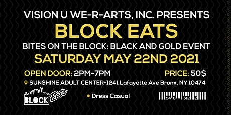 Bites On The Block tickets