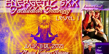 Energetic Sxx Facilitator Training Level 1 w/ Lawrence, Monique & Peter tickets