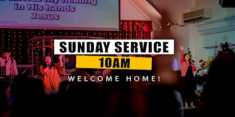 Sunday Service 14 March 2021 tickets