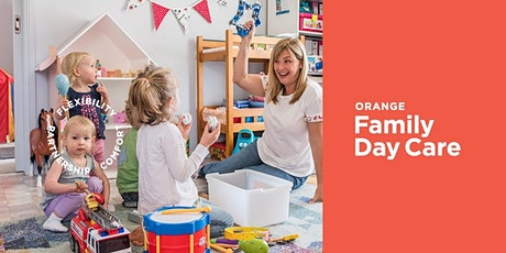 Orange Family Day Care and Occasional Care Twilight Playgroup tickets