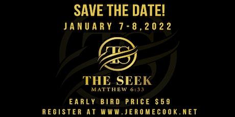 The Seek 2022 tickets