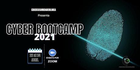 Cyber Bootcamp 2021 entradas