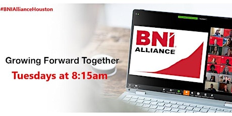 BNI Alliance - Weekly Tuesday Meeting tickets