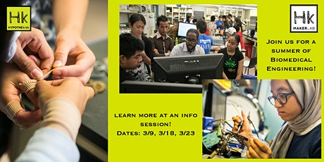 Maker Lab Virtual Info Session tickets