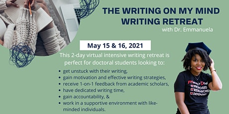 The Writing on My Mind Writing Retreat tickets