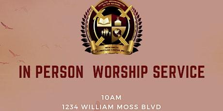 Copy of New Birth Stockton: Sunday Morning Worship  03/14/2021 tickets