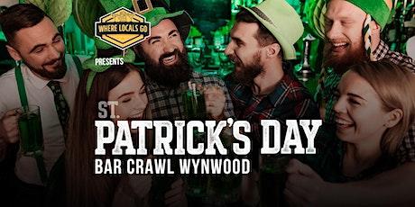 Wynwood 5th Annual St. Patrick's Bar Crawl tickets