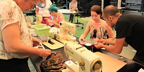 Facility Induction: Sewing Machines tickets
