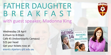 2021 Father Daughter Breakfast tickets