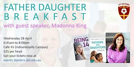 2021 Father Daughter Breakfast ingressos
