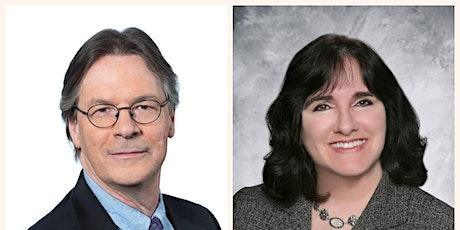 Leadership Chat: John Mooney, Spotlight + Linda Czipo, Ctr for Nonprofits tickets