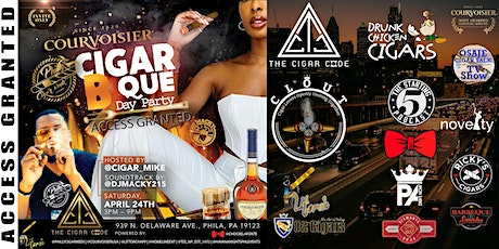 ACCESS GRANTED CIGAR-B-QUE DAY PARTY HOSTED BY CIGAR MIKE & FRIENDS... tickets
