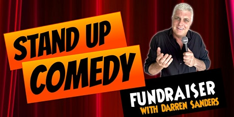 Comedy Fundraiser at Dixon Park SLSC with Darren Sanders tickets