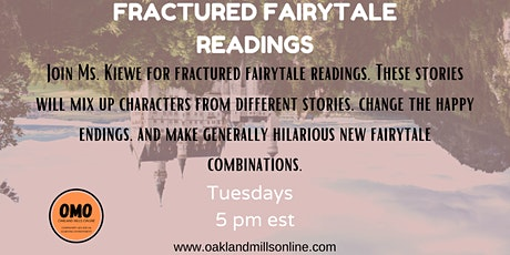 Fractured Fairytale Readings tickets