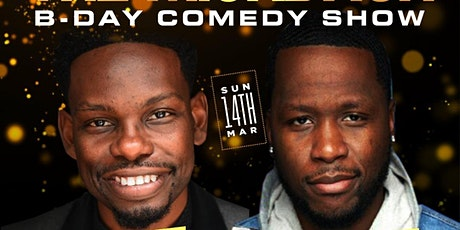 THE MICBASH - BDAY COMEDY SHOW WITH MICKEY HOUSLEY AND CALVIN EVANS tickets