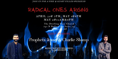 Radical Ones Arising tickets
