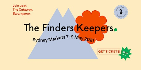 Finders Keepers - Sydney tickets