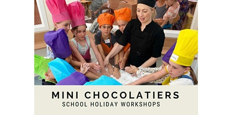 MINI CHOCOLATIERS - Easter School Holiday Workshop for Chocolate Creations! tickets