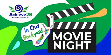 "Movie Night Fundraiser ""In our Backyard""  - Tom and Jerry tickets"