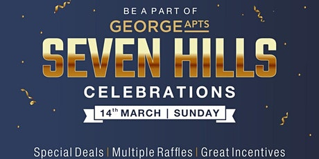 Seven Hills Celebrations tickets