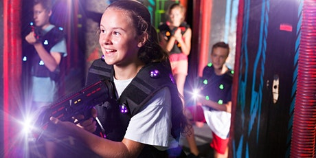 Special Event for Young People - Laser Tag at Wollongong Library tickets
