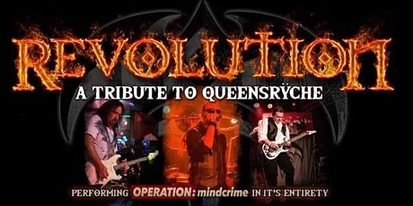 Revolution-Tribute to Queensryche at Diamond Music Hall tickets