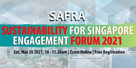 SAFRA Engagement Forum tickets