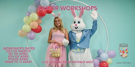 Jam Packed Parties - Easter Workshop tickets