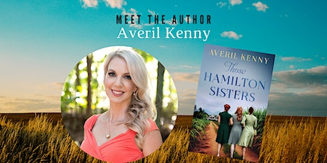 Averil Kenny- author event at Busselton Library tickets