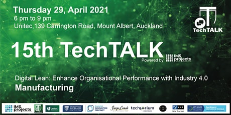TechTalk #15- Manufacturing tickets